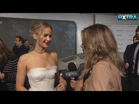 Jennifer Lawrence on 'Passengers,' Her 'Housewives' Obsession & Having No Date at the Premiere