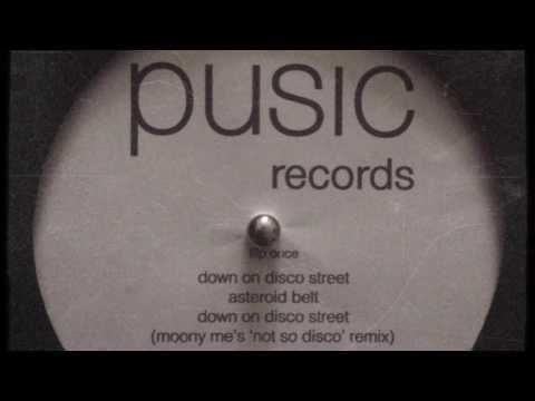 cody currie - down on disco street (moony me remix)