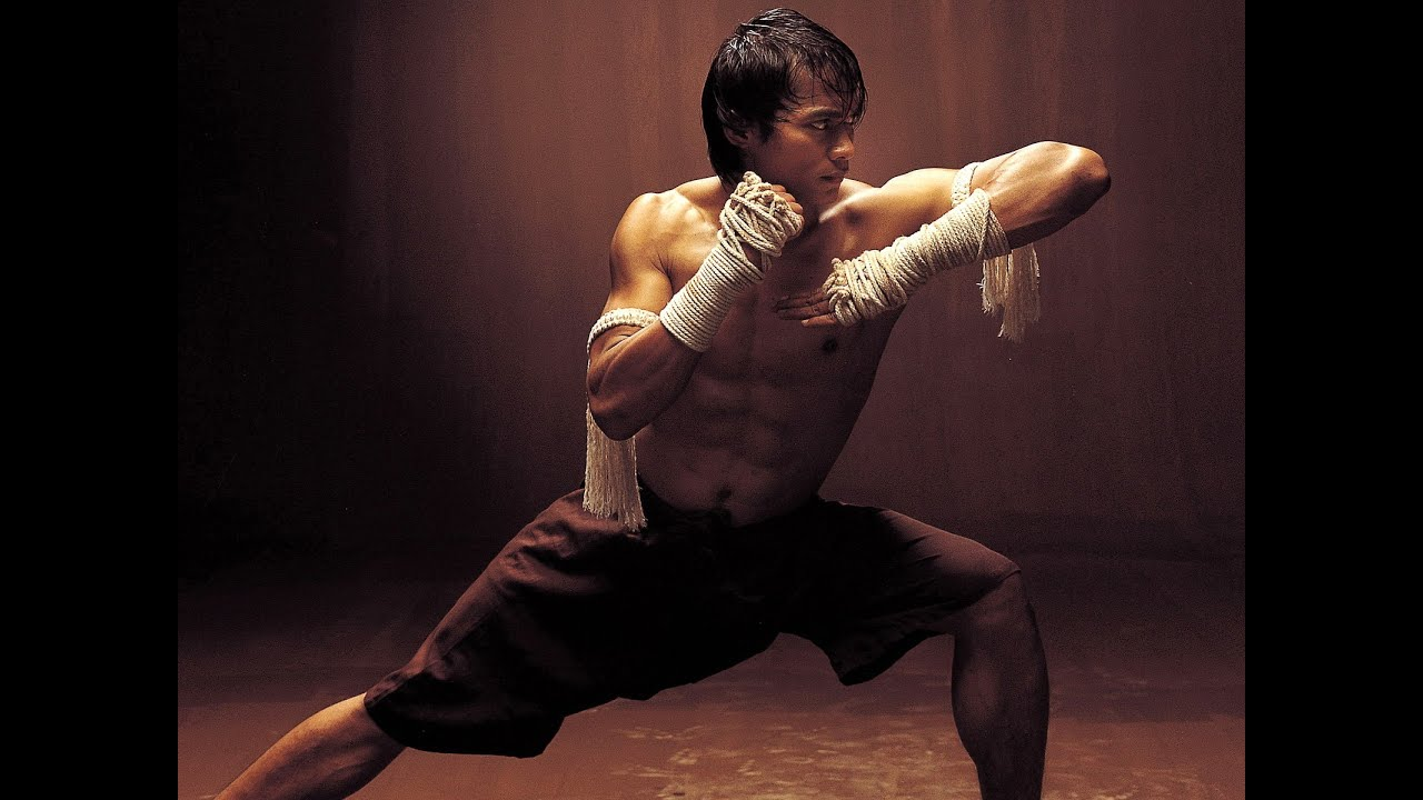 Tony Jaa - Action megamix - YouTube