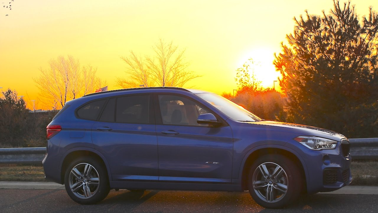 The 2017 Bmw X1 Review Xdrive28i