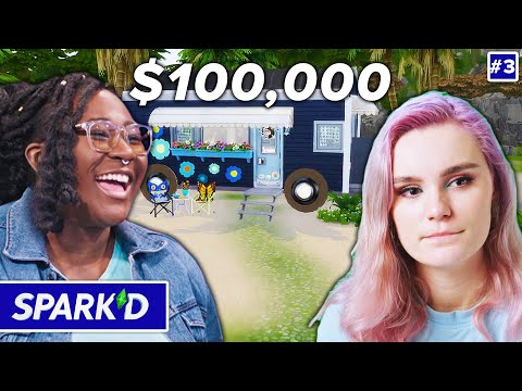 Pro Sims Teams Split Up To Win $100k In The Sims 4 • Spark'd Ep. 3