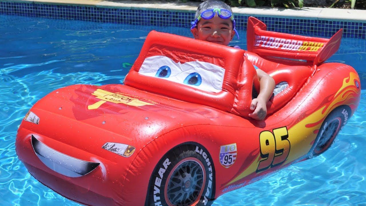 Disney Cars Pool Playtime Fun CKN