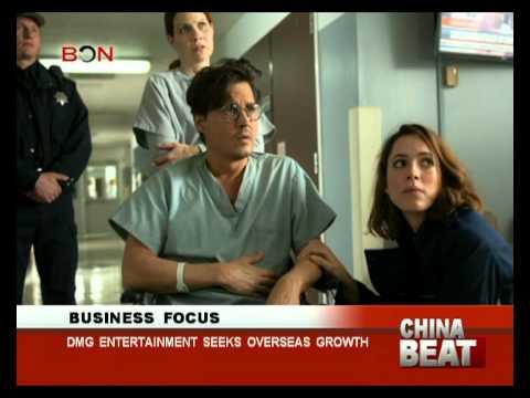 DMG entertainment seeks overseas growth- China Beat - Sep 17 ,2014 - BONTV China