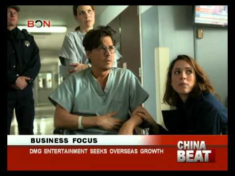 DMG entertainment seeks overseas growth- China Beat - Sep 17 ,2014 - BONTV China