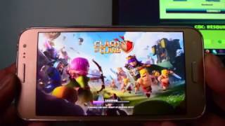 Clash of Clans hack 2017 With Proof Clash of Clans Unlimited Gems for Android IOS Proof Works
