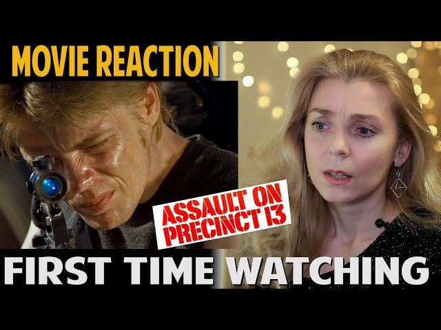 MOVIE REACTION | Assault on Precinct 13 (1976) | FIRST TIME WATCHING