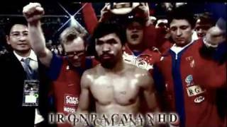 MANNY PACQUIAO - PACMANIA - TRIBUTE HD BY IRONPACMANHD