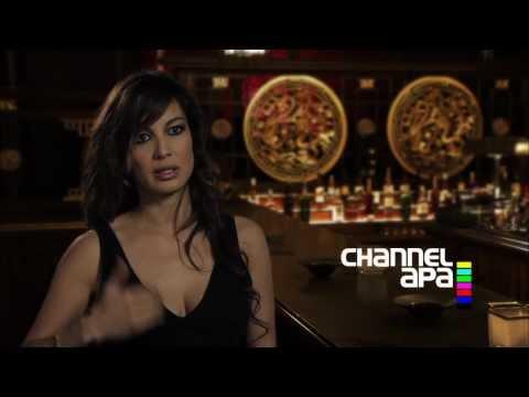 Bérénice Lim Marlohe : Bond Girl Sévérine in James Bond Skyfall