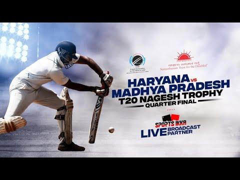 🔴 Live Haryana Vs Madhya Pradesh Nagesh Tophy T20 Quater Final   Blind Cricket