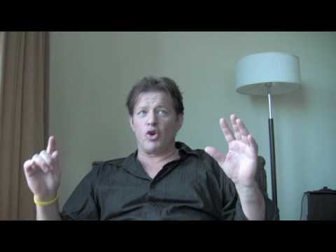 Costas Mandylor Laughs! Part 2