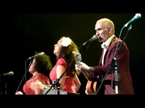 Righteous Woman (part) - Paul Kelly and the Merri Soul Sessions - TREC Tamworth 21-1-15