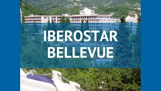 Обзор отеля Iberostar Bellevue 4*+,Черногория,Бечичи
