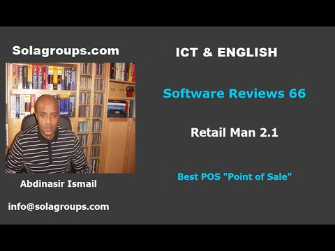 Software Reviews 66 Retail Man 2.1 POS Point Of Sale