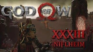NIFLHEIM || God of War [#33][PS4]