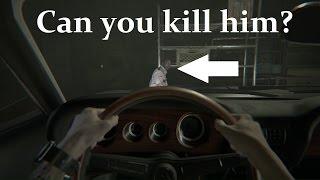 Resident Evil 7: Killing the Deputy?