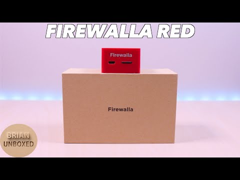 Firewalla - A smart security device that will protect your home network!
