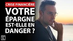 PANIQUE BANCAIRE IMMINENTE : Faut-il retirer TOUT son argent ?