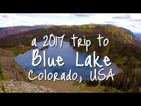 A 2017 trip to Blue Lake Colorado in Platoro County . . . ImSozoed