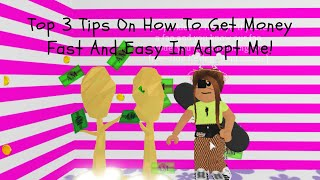 Top 3 Tips On How To Get Money Fast And Easy! | SparklezYT