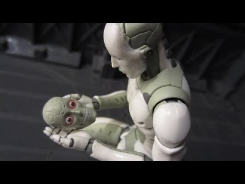 1000toys 1/12 TOA Heavy Industries Synthetic Human Action Figure Review