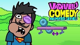 SuperHero Cartoon Vadivelu Comedy Animated Version Compilation 1