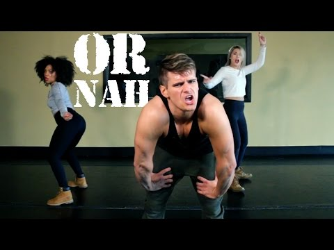 Or Nah (Remix) - Ty Dolla $ign | The Fitness Marshall | Dance Workout