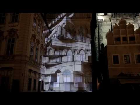 Winds of Sorrow - Khojaly 3D Projection Mapping in Prague. 26.02.2015