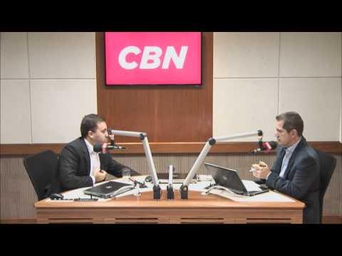 CBN - Mundo Corporativo: Entrevista com Renato Almeida dos Santos.