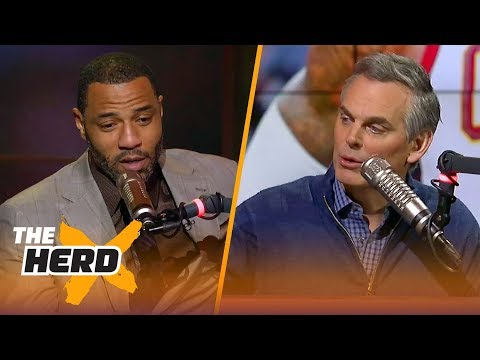 Kenyon Martin and Colin on Blake Griffin being traded to the Detroit Pistons and more | THE HERD