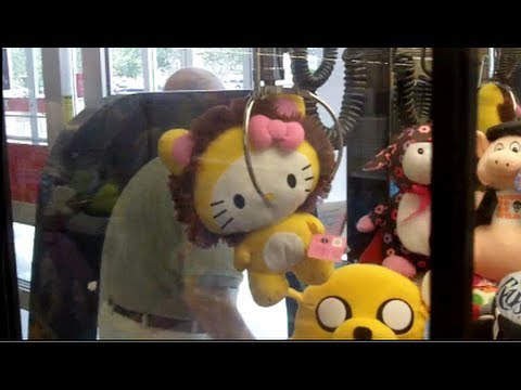 Crystal wins more than Angel :( - Claw Machine Wins