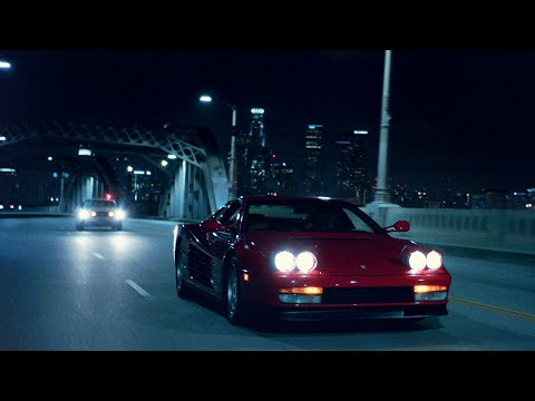 Kavinsky - ProtoVision (Official Music Video)