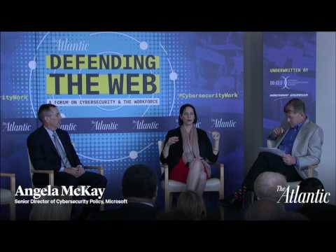 The Cyber Jobs Pipeline / Defending the Web