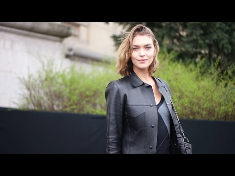 Models Off Duty Highlights | Paris Fashion Week A/W 2017