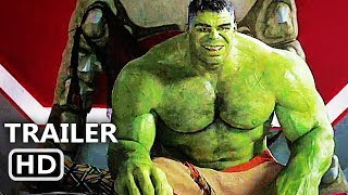 "THOR RAGNAROK ""It's A New Age"" Trailer (2017) Thor 3, Superhero Movie HD"