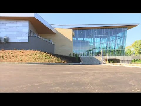 New Charleston Coliseum & Convention Center Opens