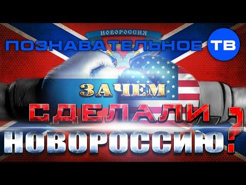 Зачем сделали Новороссию?