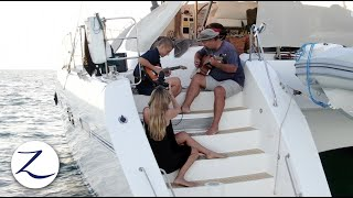 Because the Family That Plays Together... 🎶 // Quarantine on a Boat (Ep 122)
