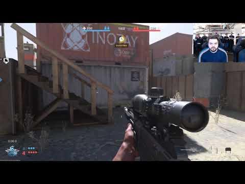 Modern Warfare - First Multiplayer Gameplay Footage (2019)