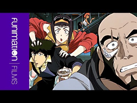 Cowboy Bebop The Movie – Theatrical Trailer