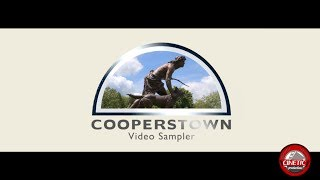 Cooperstown Video Sampler featuring The National Baseball Hall of Fame and Museum