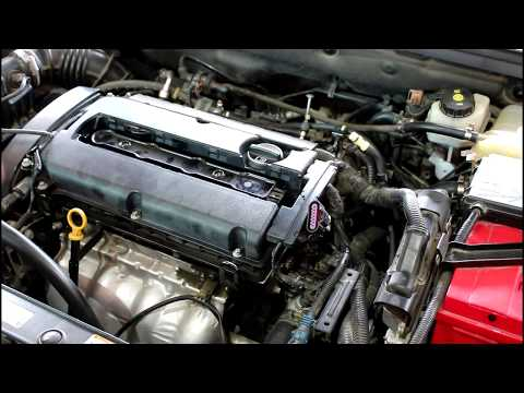 Замена прокладки крышки клапанов на Chevrolet Cruze 1,8 Шевроле Круз 2015 года