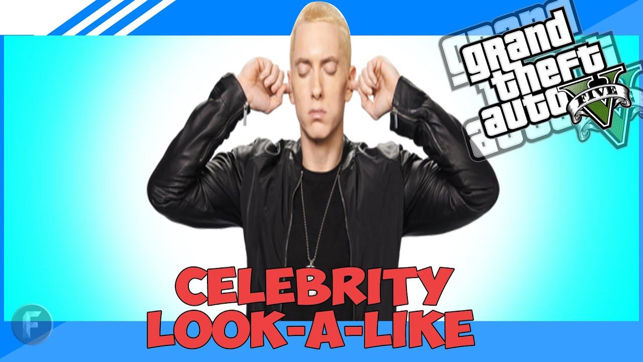 Celebrity Look Alike Characters