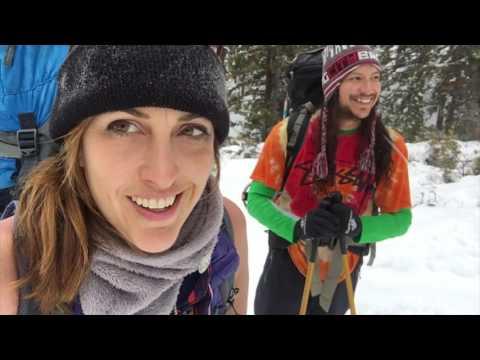 San Gorgonio Winter Backpacking