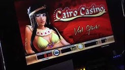 WTF SLOT TRICK  Cairo Casino Slot Huge WIN Risiko JACKPOT Casino Alles Spitze Merkur Magie NOVO HACK