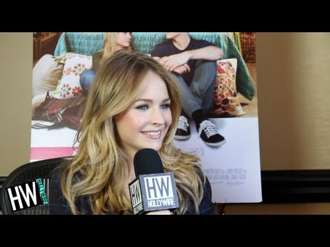Britt Robertson Talks Kissing Dylan O'Brien in 'The First Time'