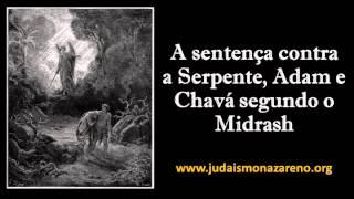 A sentença contra a Serpente, Adam e Chavá segundo o Midrash - Judaísmo Nazareno
