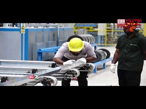 The future of Aluminium Extrusion  Industry in Sri Lanka