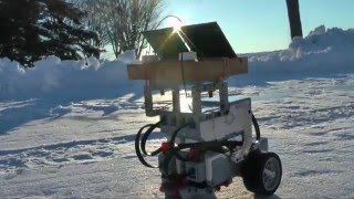 Mindstorms Solar Tracker