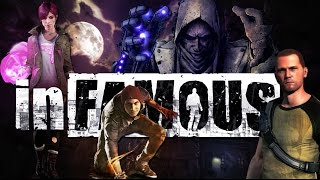 inFAMOUS inDEPTH: Ranking the inFAMOUS Games