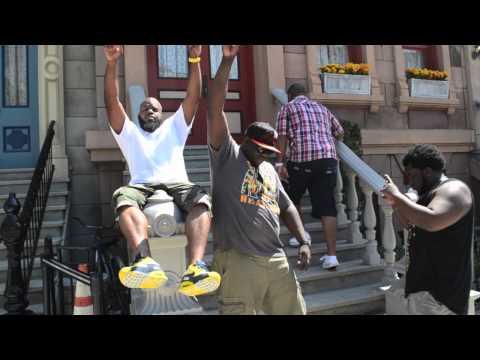 Kirk Franklin - Stomp Remix Video
